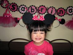 Tutuland: DIY Headband- Anyone going to Disneyland?
