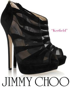 Jimmy Choo..Can't go wrong!