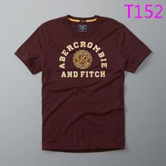 New Abercrombie and Fitch LOGO T21 Fashi (end 10/15/2017 4:02:00 AM)