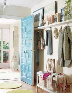 Gana estilo en tu recibidor   Decorar tu casa es facilisimo.com