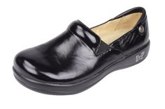 Alegria Keli PRO in 'Black Waxy' from Alegria Shoe Shop - now on Closeout!