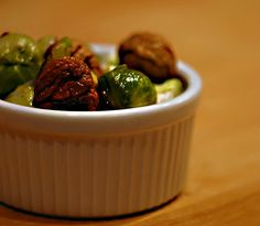 Paleo Thanksgiving/Christmas: Chestnuts n Brussel sprouts