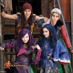 Get Up to 50% off on Disney's Descendants Collection at zulily! Shop Today for Great Deals! Deal ID: 326140