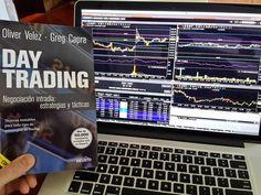 Estudiando Trading de la mano de #OliverVelez  #inversiones #daytrading #trading #dinero #negocio #nyse #ivangalicki