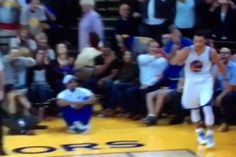 Steph Curry styles his way to 45 points with world's most subtle celebrations