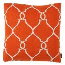 Pillow Saches Orange - Set of 2
