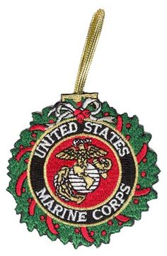 8 best Marine Corps Christmas Gifts Ornaments Stockings images on ...