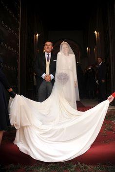 Arantxa Díaz una novia Belén Miranda #boda #novias #vestidos