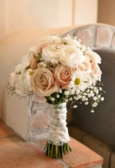 Bridal bouquet- we designed.
