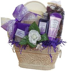 Art of Appreciation Gift Baskets Medium Lavender « MyMallHome.com – Closest Shopping Mall on the Internet