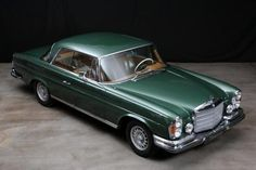 1970 Mercedes-Benz 280 SE 3.5 l Coupe                                                                                                                                                                                 More