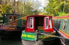 A variety of boat holiday destinations and suggestions for new and experienced narrowboaters alike. Narrowboat Holidays, Bareboat Charter, Boating Holidays, Boat Hire, Narrow Boat, Gypsy Living, Holiday Day, Charter Boat, Canal Boat