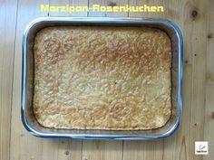 Marzipan-Rosenkuchen