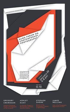 """""""MoMA Forum   Jessica Svendse…"""" in Graphic Design"""