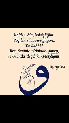 Gel hayatımızı tazeleyelim, özümüzü bulalım, denize bakar gibi öylece b. Cool Words, Wise Words, Allah Islam, Words Worth, Sufi, Islamic Quotes, Beautiful Words, Qoutes, Wisdom