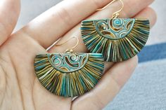 InasArtStore: Handmade Jewelry Made From Polymer Clay