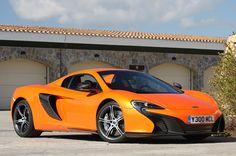 2015 McLaren 650S araña [w / video] En primer lugar Drive - Autoblog