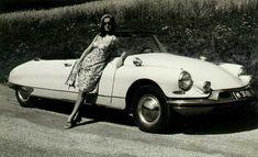 Citroën DS Cabriolet de série by Henri Chapron & Olga (Autriche, 1968)