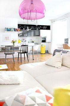 wohnzimmer modern - Einrichtungsideen Kuche