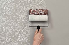Patterned Paint Rollers http://everymomneeds.com/patterned-paint-rollers/