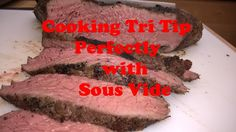 Cooking Tri Tip Perfectly with Sous Vide - YouTube Beef Tri Tip, Cooking Tri Tip, Spice Rub, Sous Vide, Spices, Stuffed Peppers, Tips, Youtube, Food