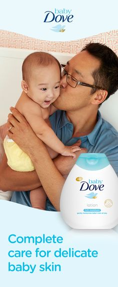 Your baby's skin is beautiful, but as a parent you know it can get dry, needing care. Our lotion provides all day moisture, leaving skin soft from first use.