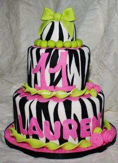 Lauren — Birthday Cake Photos