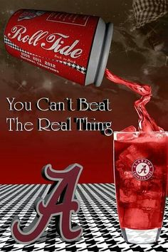 The Real Thing Alabama Football Roll Tide Football, Sec Football, Crimson Tide Football, Alabama Crimson Tide, College Football, Football Art, Football Season, Alabama College, University Of Alabama