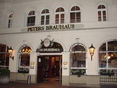 Koln, pub, great German traditional fare