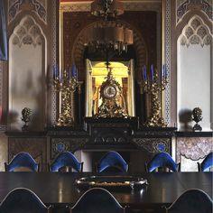 Paixão para o luxo: The Grand Hotel Villa Cora, Florença