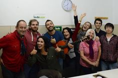 Sevilla Habla Languages Spanish Courses in Seville. Let's have fun and learn!  We're opening new groups for all levels (A1-C2) in August and September. Contact us: info@sevillahabla.com www.sevillahabla.com