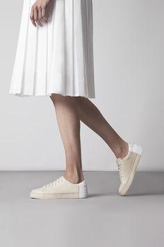 Informed by minimalism, Bauhaus, and Japanese craft; meet the footwear brand…