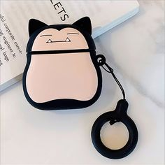 Snorlax Pocket Monsters Cartoon cute soft silicone case Airpods Case Earphones Headphone Stand Phone Cases Cover Clear Apple Airpod Pro Airpod Pro, Monsters, Phone Cases, Apple, Cartoon, Pocket, Cover, Apple Fruit, Cartoons