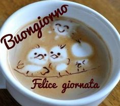 Day of coffee - a tasty tradition! Funny Dp, Italian Greetings, Anger Quotes, Italian Memes, Birthday Quotes, Good Morning, Tasty, Cristiani, Luigi