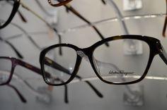 Here's a stylish Salvatore Ferragamo Women's Frame to brighten up your Monday!  #opsin #eyecare #opsineyecare #salvatore #ferragamo #frames #salvatoreferragamoframes