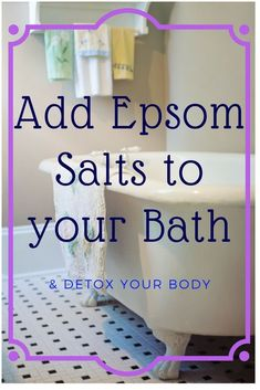 Acupressure Migraine Epsom salts detox bath , natural healing , remedy, amazing results for aches, pain headaches - Amazing Natural Detox (Epsom Salts) Epsom Salts are actually magnesium sulphate and most of us are lacking in magnesium. Natural Detox, Natural Healing, Detox Bad, Epsom Salt Benefits, Epsom Salt Cleanse, Salt Detox, Fizzy Bath Bombs, Natural Headache Remedies, Headache Relief