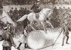 Berlin, Circus Busch, um 1900