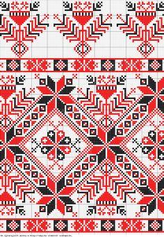 Hungarian stichery - several free cross stitch patterns on this website - qtp.hu