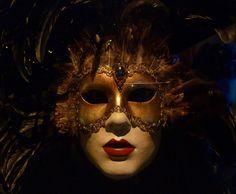 Mask Eyes Wide Shut by Truus, Bob & Jan too!, via Flickr