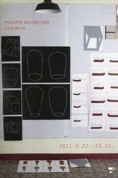 Philippe Weisbecker -Line Work-