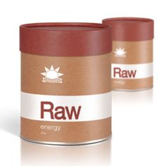 Amazonia Raw Energy Superfoods Powder. Found at Nourished Life - living toxic free in the city.