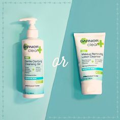 Gel and lotion cleansers are a must-have for winter skin
