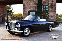 1960 Bentley S2 Continental  http://automobileclasice.ro