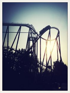 six flags in summer is perfection