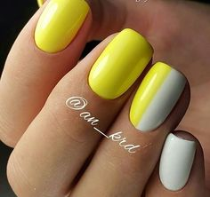 Nail Art 4103 Best Designs Gallery Two Color