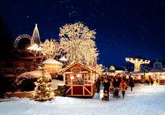 Weihnachtsmärkte in Göteborg- Schweden -