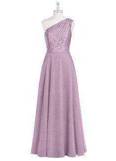 899071c92d5 AZAZIE SIMONE. Simone is a timeless floor-length gown in an A-line