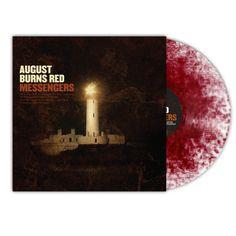 August Burns Red 'Messengers' Splatter Vinyl