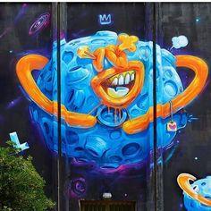 @arsek_erase at #graffitimastersfestival @paolobrasa