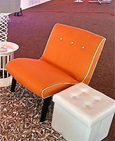 THE CLEMENTINE CHAIR
